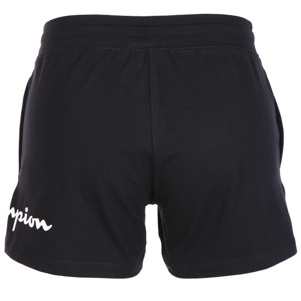 Damen Shorts mit Schriftprint