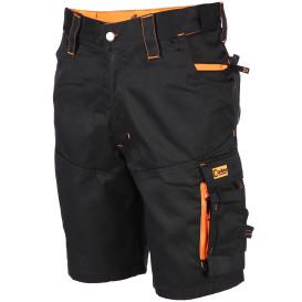 Herren Arbeits-Shorts mit Neondetails