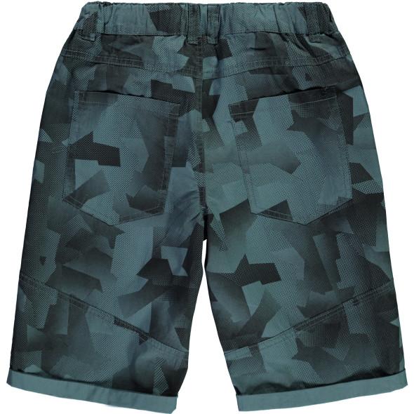 Jungen Shorts im Camouflage Style