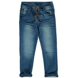 Jungen Jeanshose mit elastischem Bund