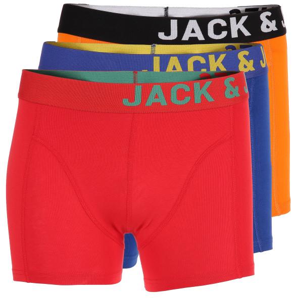 Jack&Jones JACSIDE TRUNKS 3 PACK Pantys im 3er Set
