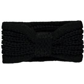 Damen Strick-Stirnband mit Raffung