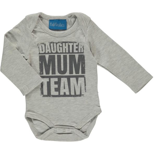 Baby Body mit Print