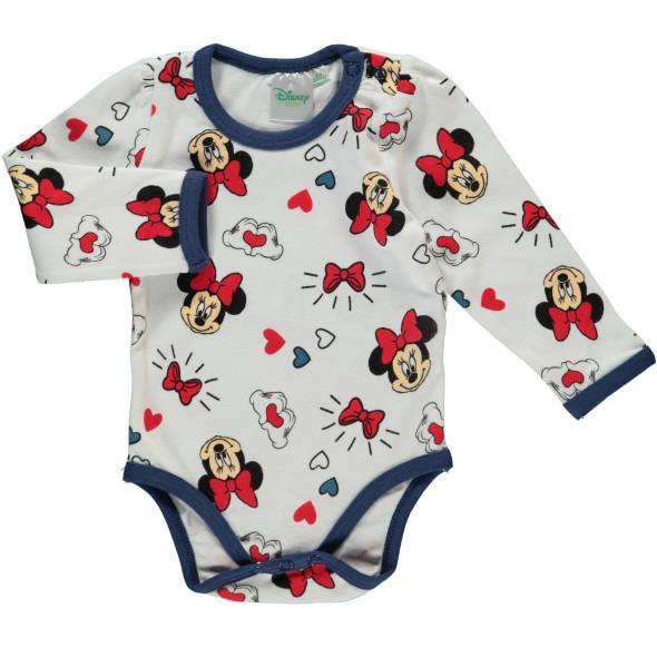Baby Body mit Alloverprint