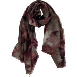 Damen Schal mit kurzen Fransen