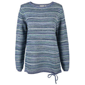 Damen Pullover in Strick mit Struktur