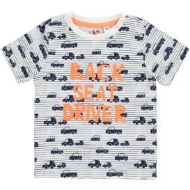 Baby Jungen T-Shirt mit Autoprint