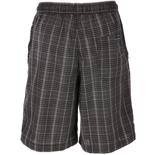 Herren Shorts in Seersucker Qualität