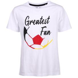 Kinder Fan-Shirt mit Deutschland-Motiv