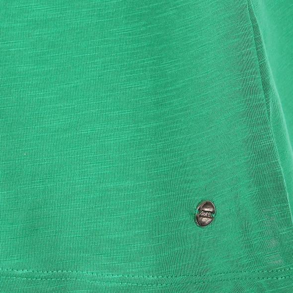 Damen Basic Shirt unifarben