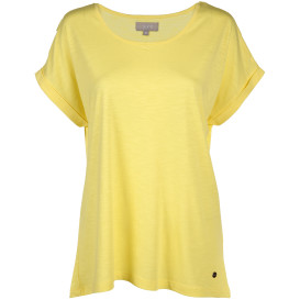 Damen Basic Shirt unifarben