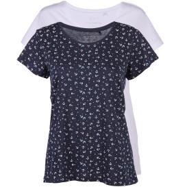 Damen Shirt im 2er Pack mit Print