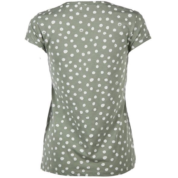 Damen Shirt mit Punkten