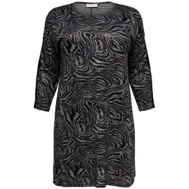 Only Karmakoma CARALBA LS KNEE DRESS Kleid