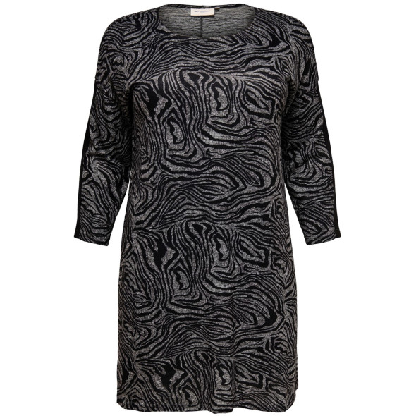 Only Karmakoma CARALBA LS KNEE DRESS Kleid