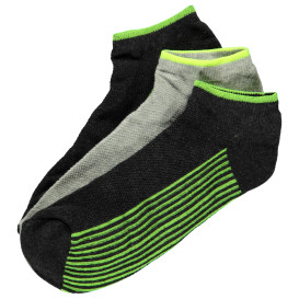 Sneakersocken im 3er Pack