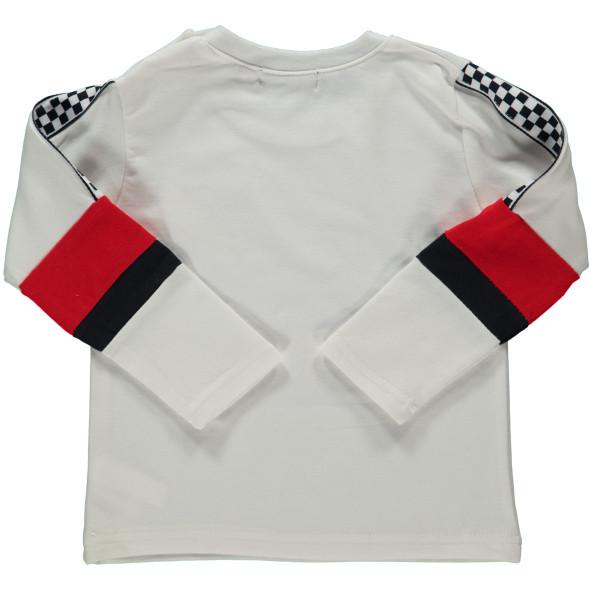 Baby Jungen Langarmshirt mit tollem Print