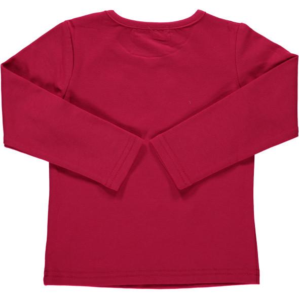 Baby Langarmshirt mit Paillettenmotiv