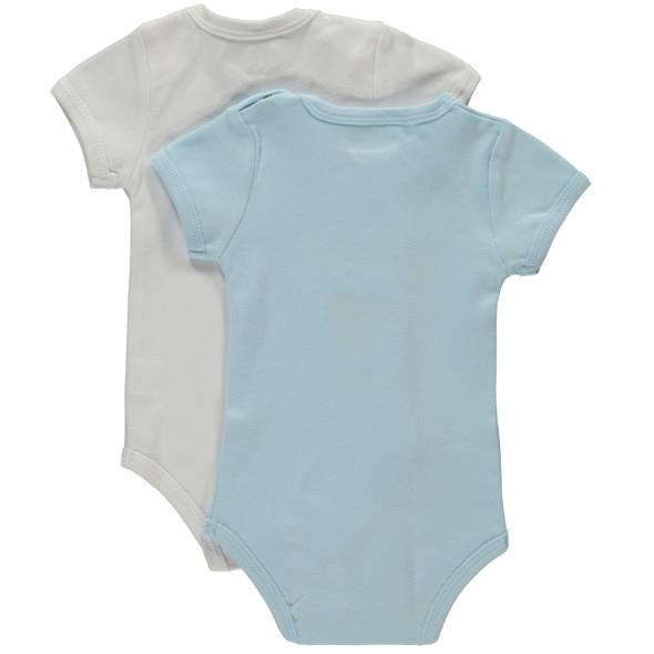 Baby Jungen Bodies im 2er Pack