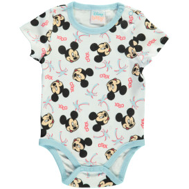 Baby Body mit Alloverprint