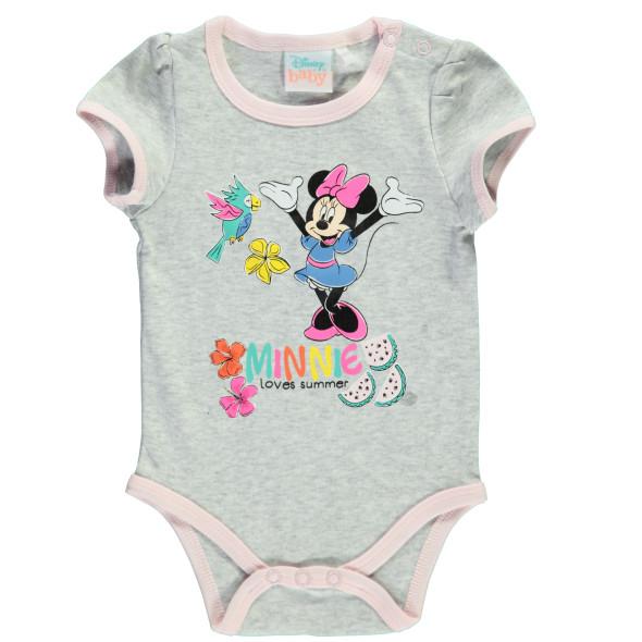 Baby Mädchen Body mit Frontprint
