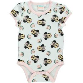 Baby Mädchen Body mit Alloverprint