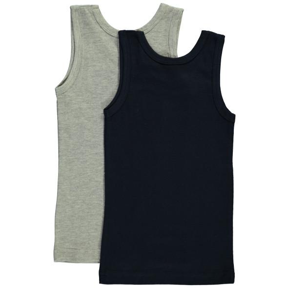 Jungen Unterhemden im 2er Pack
