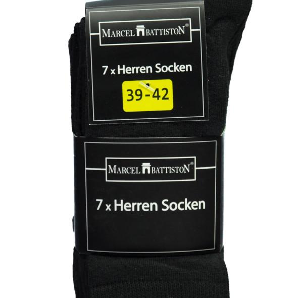 Herren Socken 7er Pack