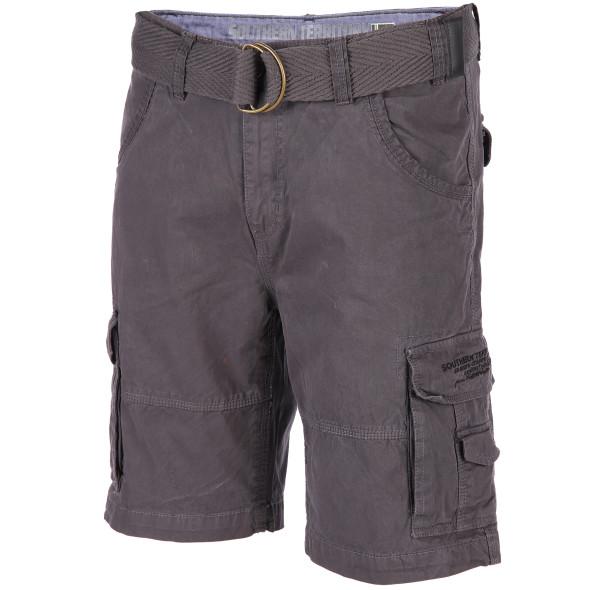 Herren Cargo Shorts mit Gürtel
