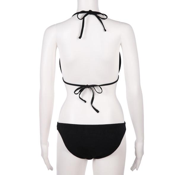 Damen Triangel Bikini mit Struktur
