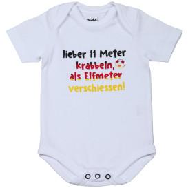 Baby Body mit Deutschland-Motiv