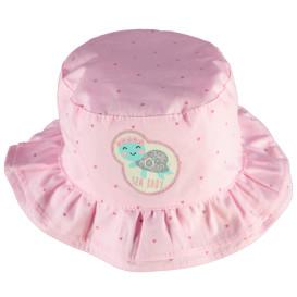 Baby Mütze mit Glitzerprint