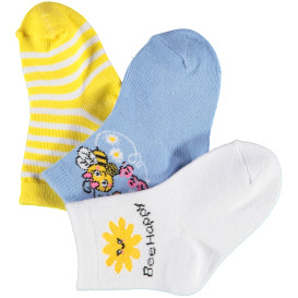 Baby Sneakersocken im 3er Pack