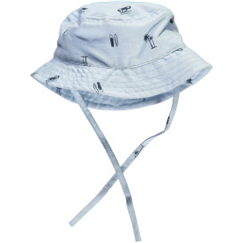 Baby Jungen Hut mit Bindeband