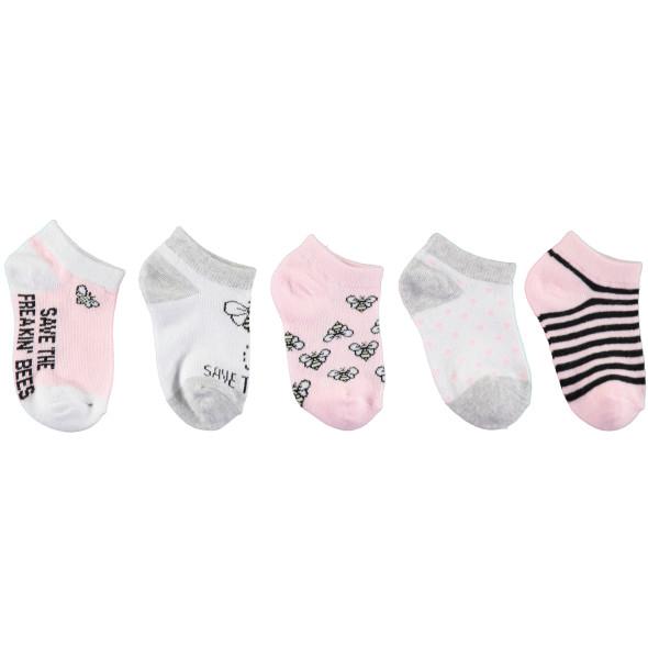 Baby Sneakerscocken im 5er Pack