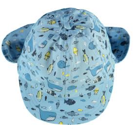 Baby Mütze mit Alloverprint