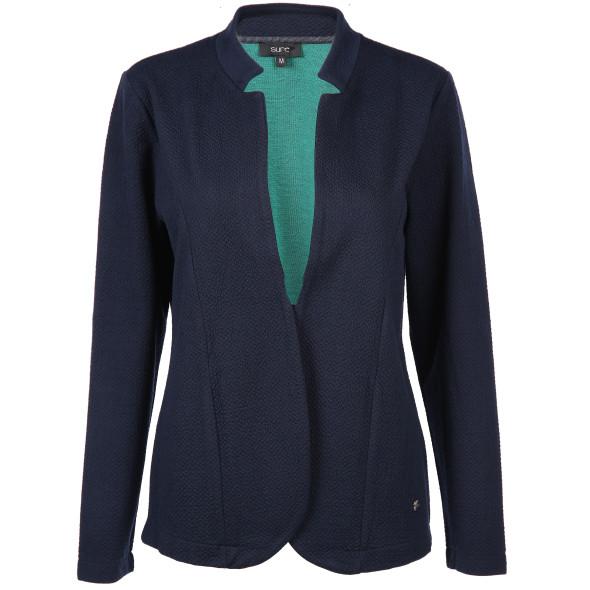 Damen Jersey Blazer