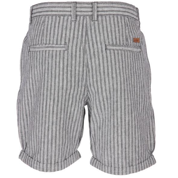 Herren Shorts im Streifenlook