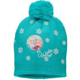 Mädchen Mütze mit Frozenmotiv