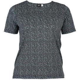 Große Größen Shirt mit Minimalprint
