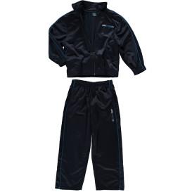 Kinder Trainingsanzug mit farbiger Paspel