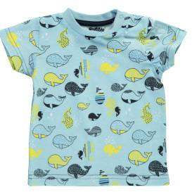 Baby Jungen Shirt mit Alloverpint