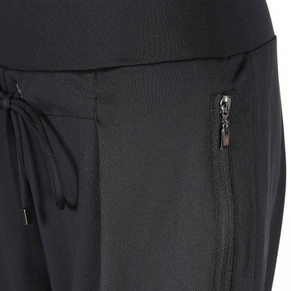 Damen Jogginghose mit Reißverschlusstaschen