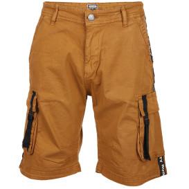 Herren Cargo Shorts mit Galonstreifen