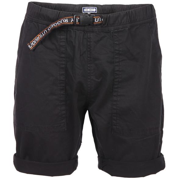 Herren Chino Shorts mit Gummizug