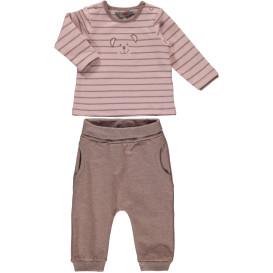 Baby Mädchen 2er Set, bestehend aus Pullover und Hose