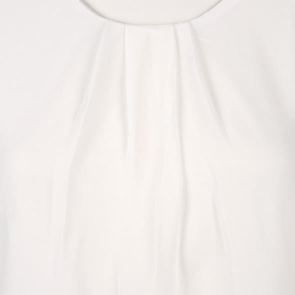 Damen Schlupfbluse aus zartem Chiffon