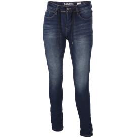 Herren Slim Jeans in Joggdenim