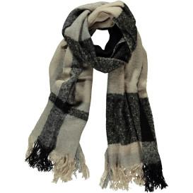 Unisex Schal mit Fransen