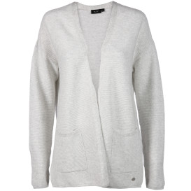 Damen Strickcardigan in offener Form